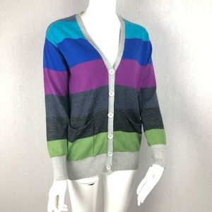 BDG (Urban Outfitters) Colorful Cardigan - Small